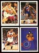 1994-95 Topps Basketball Team Set - Phoenix Suns