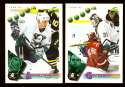 1994-95 Score Hockey Team Set - Anaheim Ducks