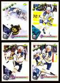 1994-95 Score Hockey Team Set - Buffalo Sabres