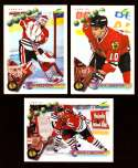 1994-95 Score Hockey Team Set - Chicago Blackhawks