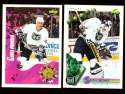 1994-95 Score Hockey Team Set - Hartford Whalers
