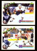 1994-95 Score Hockey Team Set - New York Islanders