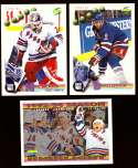 1994-95 Score Hockey Team Set - New York Rangers