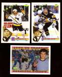 1994-95 Score Hockey Team Set - Pittsburgh Penguins