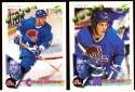 1994-95 Score Hockey Team Set - Quebec Nordiques