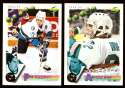 1994-95 Score Hockey Team Set - San Jose Sharks