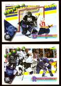 1994-95 Score Hockey Team Set - Tampa Bay Lightning