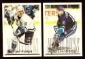 1995-96 Topps Hockey Team Set - Anaheim Ducks