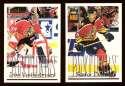 1995-96 Topps Hockey Team Set - Florida Panthers