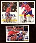 1995-96 Topps Hockey Team Set - Montreal Canadiens