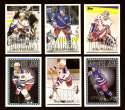 1995-96 Topps Hockey Team Set - New York Rangers
