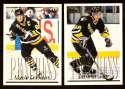 1995-96 Topps Hockey Team Set - Pittsburgh Penguins