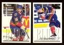 1995-96 Topps Hockey Team Set - St. Louis Blues