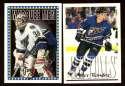 1995-96 Topps Hockey Team Set - Washington Capitals