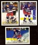 1995-96 Topps Hockey Team Set - Winnipeg Jets
