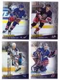 1998-99 Finest Hockey Team Set - New York Rangers