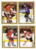 1998-99 Topps Hockey Team Set - Chicago Blackhawks