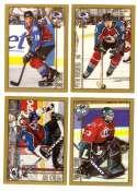 1998-99 Topps Hockey Team Set - Colorado Avalanche