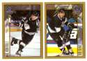 1998-99 Topps Hockey Team Set - Los Angeles Kings