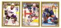 1998-99 Topps Hockey Team Set - New York Rangers
