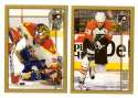 1998-99 Topps Hockey Team Set - Philadelphia Flyers