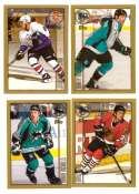 1998-99 Topps Hockey Team Set - San Jose Sharks