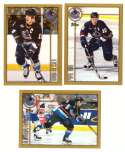1998-99 Topps Hockey Team Set - Vancouver Canucks