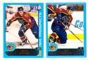 2001-02 Topps Hockey (1-330) Team Set - Atlanta Thrashers