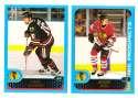 2001-02 Topps Hockey (1-330) Team Set - Chicago Blackhawks