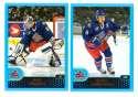 2001-02 Topps Hockey (1-330) Team Set - Columbus Blue Jackets