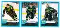 2001-02 Topps Hockey (1-330) Team Set - Dallas Stars