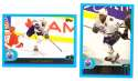 2001-02 Topps Hockey (1-330) Team Set - Edmonton Oilers