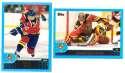 2001-02 Topps Hockey (1-330) Team Set - Florida Panthers