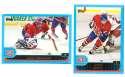 2001-02 Topps Hockey (1-330) Team Set - Montreal Canadiens