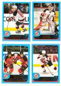 2001-02 Topps Hockey (1-330) Team Set - New Jersey Devils