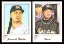 2017 Topps Gallery - MIAMI MARLINS Team Set