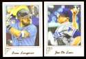 2017 Topps Gallery - TAMPA BAY RAYS Team Set