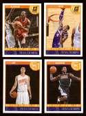 2013-14 Hoops Basketball Team Set - Phoenix Suns