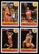 2013-14 Hoops Basketball Team Set - Washington Wizards