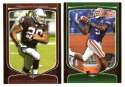 2009 Bowman Draft Football - OAKLAND RAIDERS