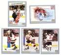 2000-01 Topps Hockey Team Set - New Jersey Devils