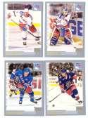 2000-01 Topps Hockey Team Set - New York Rangers