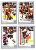 2000-01 Topps Hockey Team Set - Philadelphia Flyers