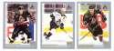 2000-01 Topps Hockey Team Set - Phoenix Coyotes