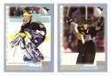 2000-01 Topps Hockey Team Set - Pittsburgh Penguins