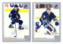 2000-01 Topps Hockey Team Set - Vancouver Canucks