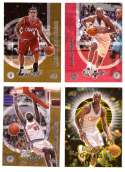 2000-01 Topps Stars Basketball - Los Angeles Clippers
