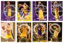 2000-01 Topps Stars Basketball - Los Angeles Lakers
