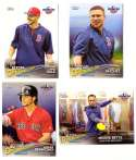 2018 Topps Opening Day Before Opening Day - BOSTON RED SOX