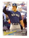 2018 Topps Opening Day Before Opening Day - NEW YORK YANKEES